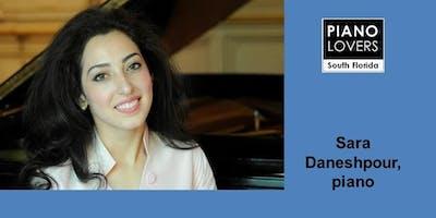 Chopin Piano Concerto No. 1 & more featuring pianist Sara Daneshpour