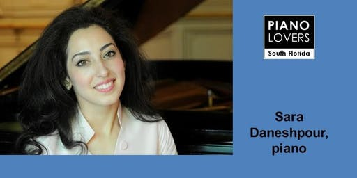 Chopin Piano Concerto No. 1 & more featuring pianist Sara Daneshpour