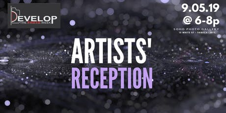 Artists' Reception at Develop Photo Week tickets