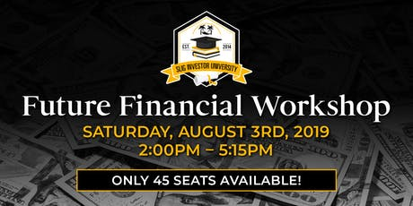 """Bridging the Gap"" Future Financial Workshop tickets"