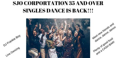 SJO Corporation 35 and Over Singles Dance