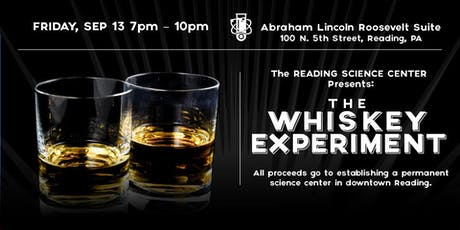 The Whiskey Experiment tickets