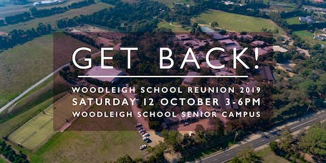 Woodleigh School Reunion 2019 tickets