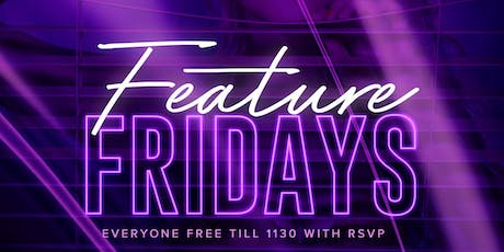 Feature Friday At Status  tickets