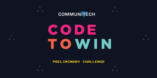 Code to Win - Preliminary Challenge