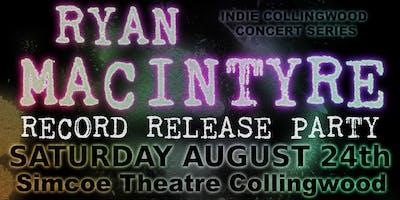 Ryan MacIntyre Record Release Party