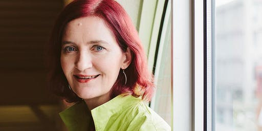 Emma Donoghue in conversation with Lucy Jane Bledsoe