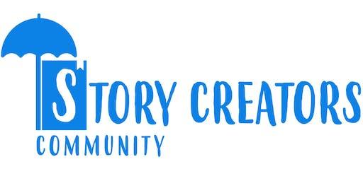 Story Creators (Adult 16+) (Gungahlin Library)