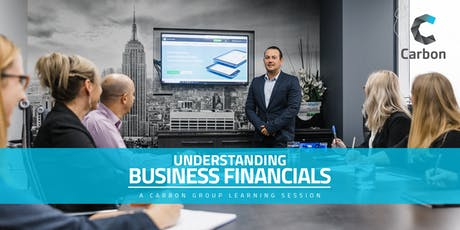 Carbon Presents: Understanding Business Financials tickets