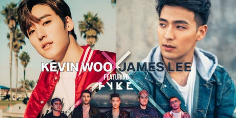 KEVIN WOO X JAMES LEE FEATURING FYKE tickets