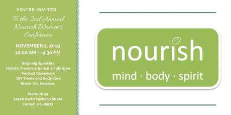 Nourish Women's Health Conference tickets
