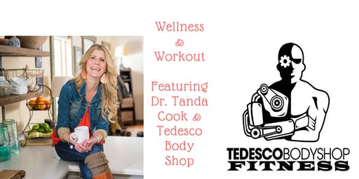 Workout & Wellness Event with Dr. Tanda Cook