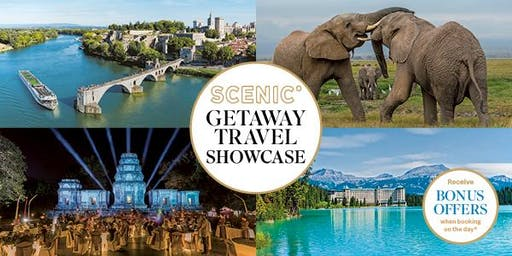THE SCENIC GETAWAY TRAVEL SHOWCASE - with Travelrite International