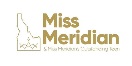 The 2020 Miss Meridian Competition tickets