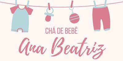 Chá da Bebê da Ana Beatriz