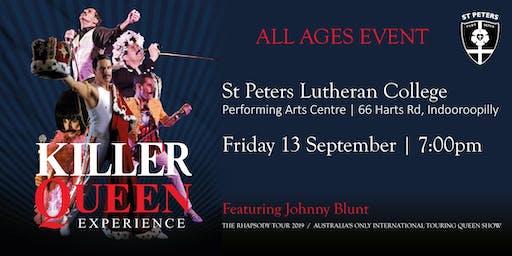 KillerQueen Experience Fundraising Concert