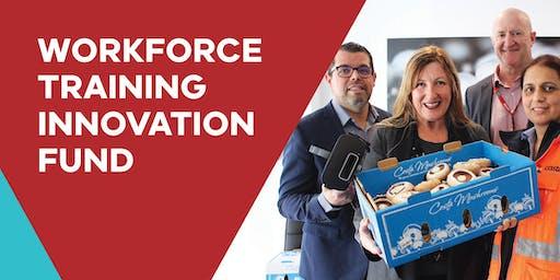 Workforce Training Innovation Fund Showcase 2019
