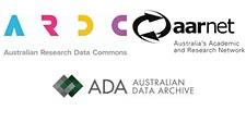 Australian Research Data Commons , AARNet and Australian Data Archive logo
