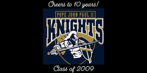 JPII Class of 2009 - 10 Year Reunion