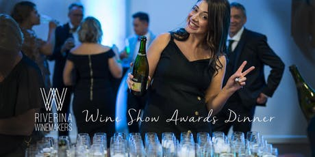 Riverina Wine Show Awards Dinner 2019 tickets