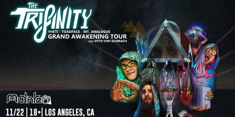 Mutate: The Trifinity Grand Awakening Tour tickets