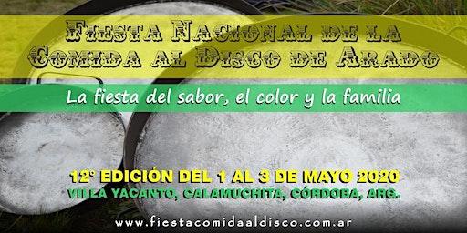 Fiesta Nacional de la Comida al Disco de Arado