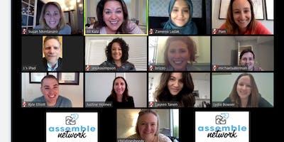 The Assemble Network - December 2019 Group -  with Jill Katz