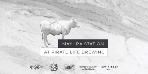 Mayura Station at Pirate Life Brewing
