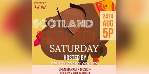 Scotland Soulful Saturdays
