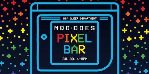 MQD Does Pixel Bar - The Seconding