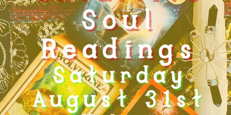 Intuitive Psychic Soul Readings tickets
