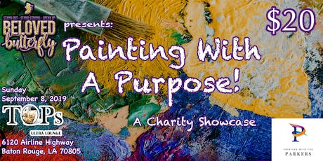 Painting With A Purpose! tickets