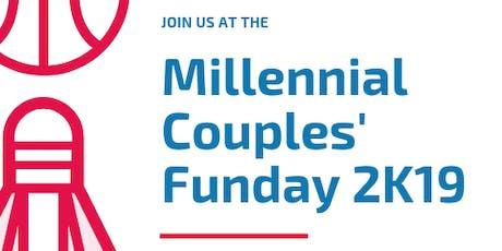 Millennial Couples Fun Day tickets