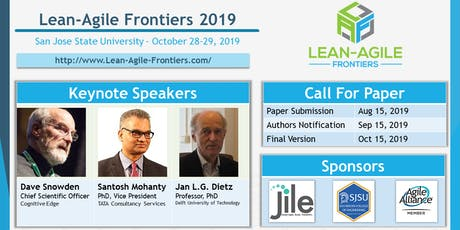 Lean-Agile Frontiers tickets