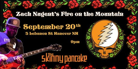Zach Nugent's Fire on the Mountain tickets