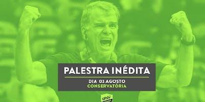 Palestra Inédita Bernardinho GFNY Brasil 2019