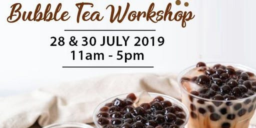 Bubble Milktea Workshop