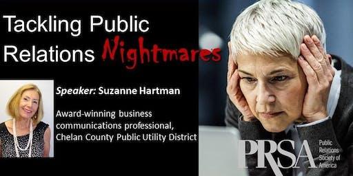 Tackling Public Relations Nightmares