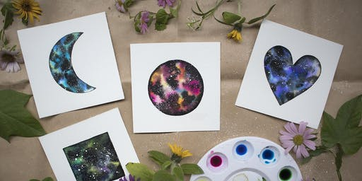 Galaxy Painting Workshop