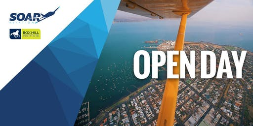 Soar Aviation Melbourne Evening Info Session: Career Pathway & Diploma Information