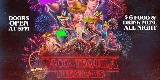 Tequila & Taco Tuesday