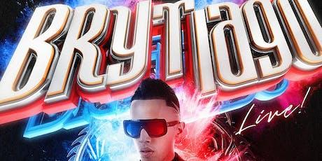 Brytiago Live at Club Amadeus in Queens tickets