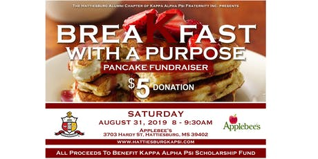 Breakfast With A Purpose tickets