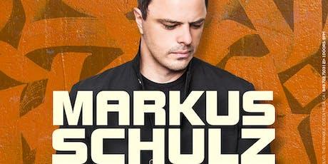 Markus Schulz at TIME Nightclub Guestlist tickets