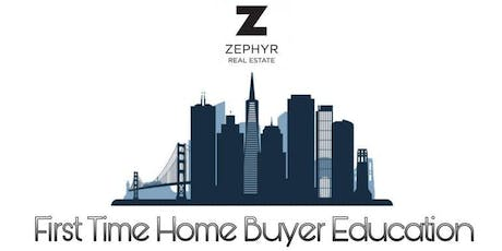 Home Buying Seminar For The Millennial Couple Tickets, Sat