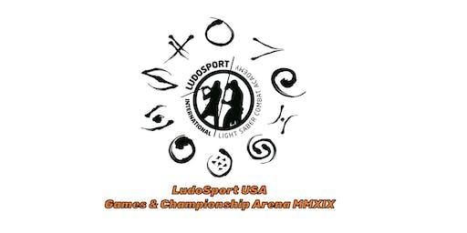 LudoSport USA Games & Championship Arena MMXIX
