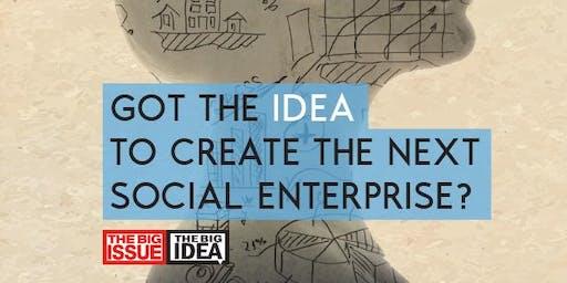 Big Issue Big Idea Information session for Murdoch University Students