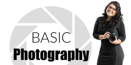 Clases de Fotografia Basica en PONCE tickets