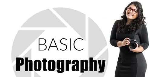 Clases de Fotografia Basica en PONCE