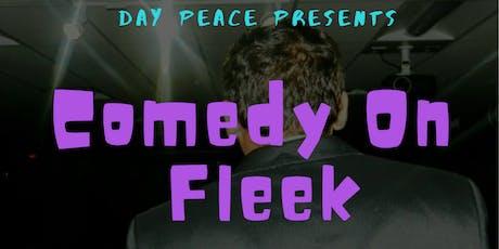 Comedy On Fleek tickets